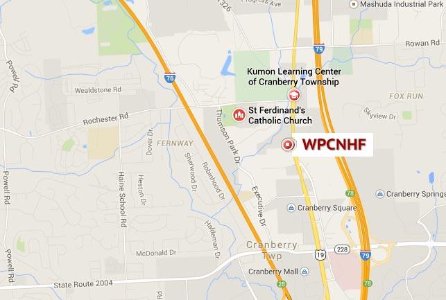 WPCNHF-Map