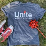 WPCNHF Unite For Bleeding Disorders T Shirt